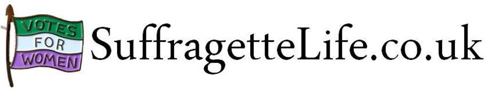 SuffragetteLife logo