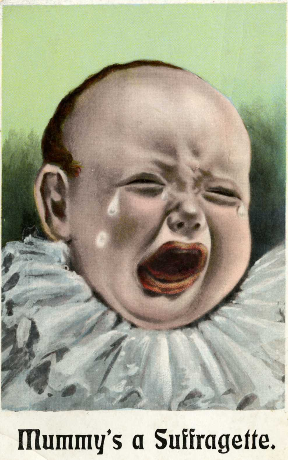 Mummy's a Suffragette