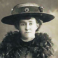 Emily Wilding Davison, the suffragette martyr who died after throwing herself under the King's horse at The Derby