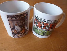 Visit our eBay shop to purchase suffragette postcard images on mugs