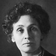 Emmeline Pankhurst, the legendary suffragette campaigner