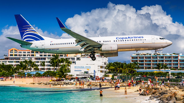 Copa Airlines | Boeing 737-800