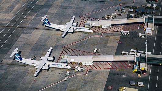 Westjet Encore | Bombardier Dash-8-Q400