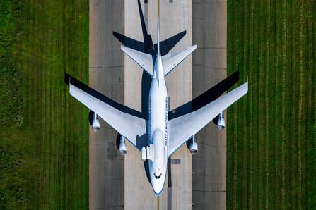 Pratt & Whitney Boeing 747SP