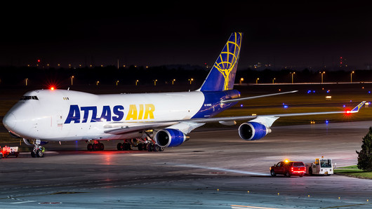 Atlas Air | Boeing 747-400F