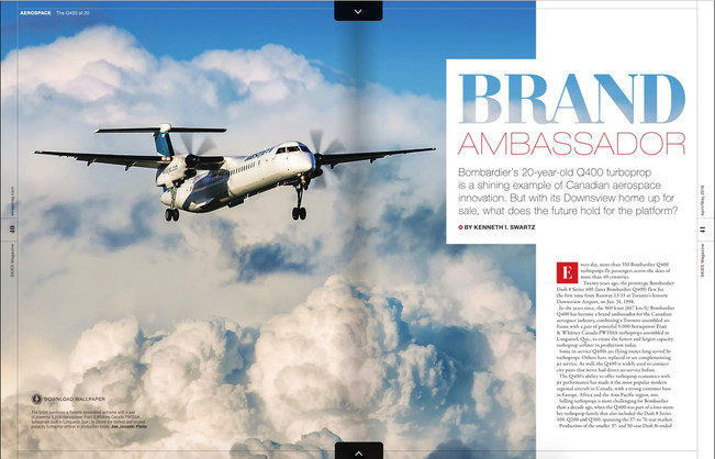 Skies Magazine | April/May 2018 Issue