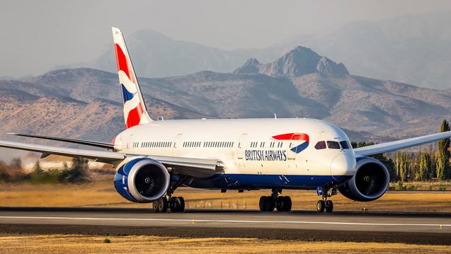 British Airways | Boeing 787-9 Dreamliner