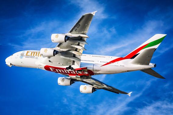 Emirates | Airbus A380-800