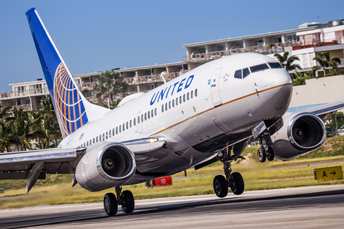 United Airlines | Boeing 737-700