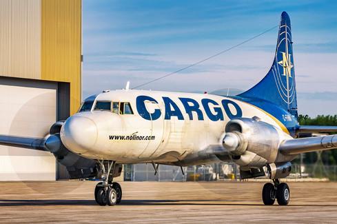 Nolinor Cargo | Convair CV-580