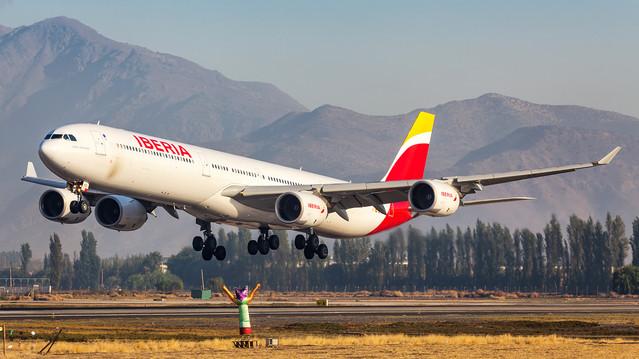Iberia | Airbus A340-600