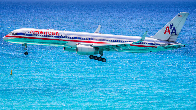 American Airlines | Boeing 757-200