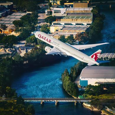 Qatar Airways | Boeing 777-300ER