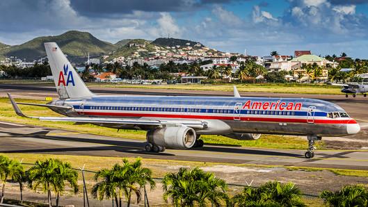 American Airlines | Boeing 757-200