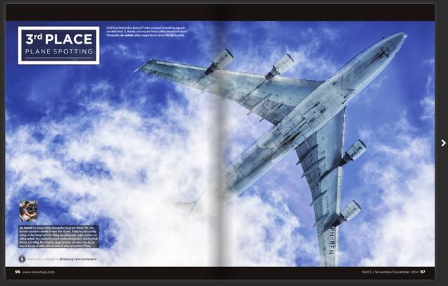 Skies Magazine | November/December 2014 Issue