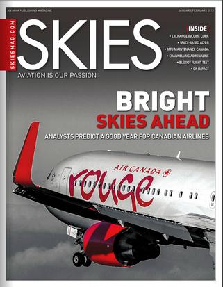 Skies Magazine | January/February 2015 Issue