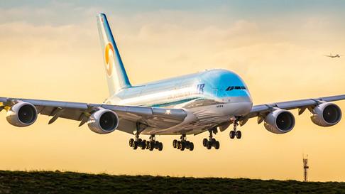 Korean Airlines   Airbus A380-800