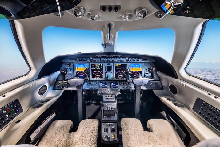Cessna 525C CitationJet CJ4