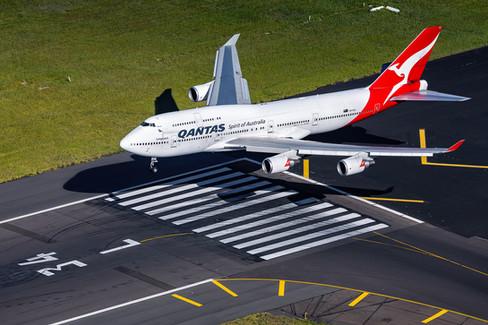Qantas | Boeing 747-400ER