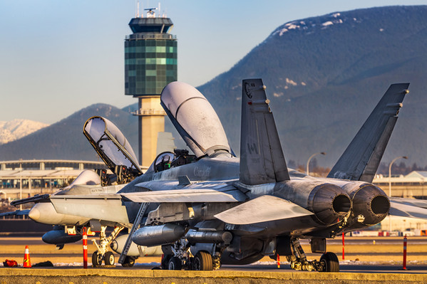 RCAF - Royal Canadian Air Force | McDonnellDouglas CF-18 Hornet