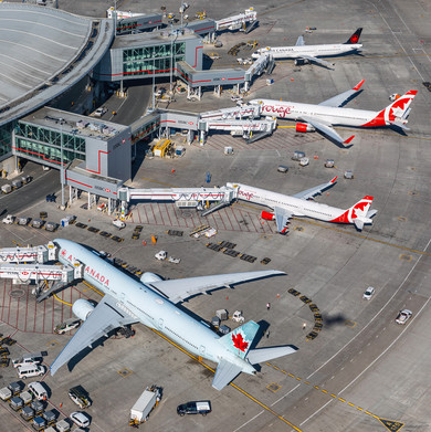 Airport Overview | Terminal 1