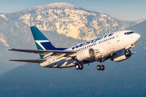 Westjet | Boeing 737-600
