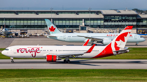 Air Canada Rouge | Boeing 767-300ER