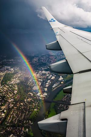 KLM - Royal Dutch Airlines | Embraer ERJ-190