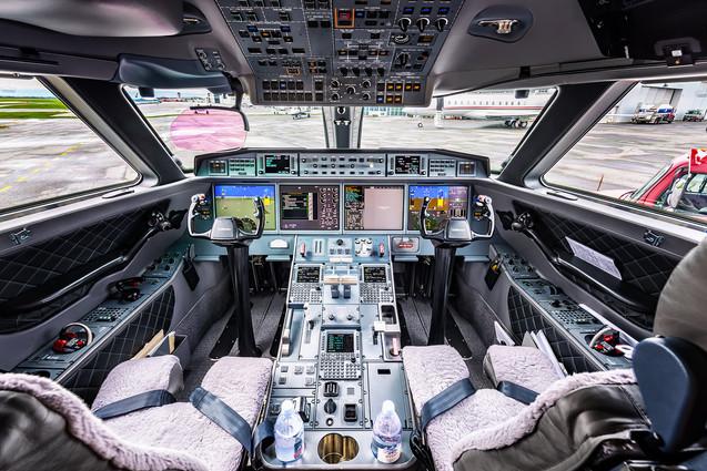 Private | Gulfstream G650