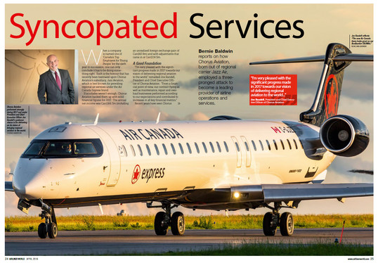 Airliner World | April 2018 Issue