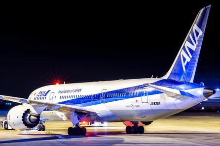 ANA - All Nippon Airways   Boeing 787-8 Dreamliner