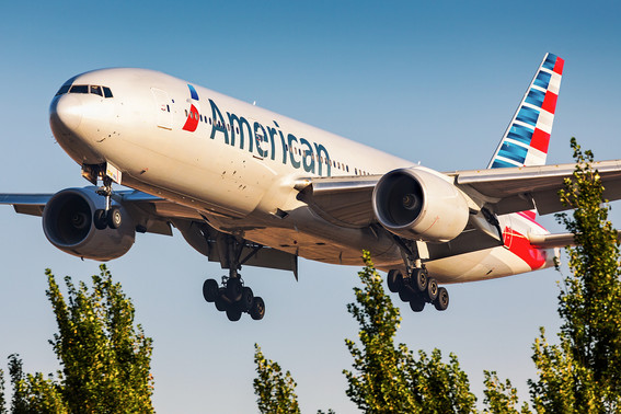 American Airlines | Boeing 777-200ER