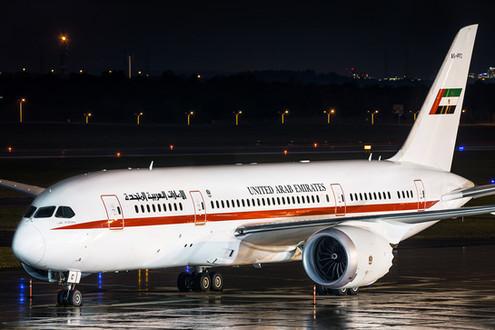 United Arab Emirates Government | Boeing 787-8 Dreamliner