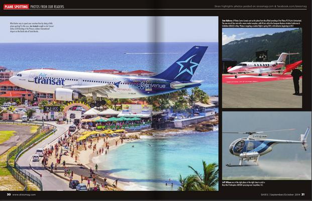 Skies Magazine | September/October 2014 Issue