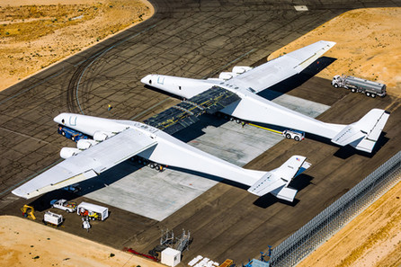 Stratolaunch Systems | Scaled Composites LLC