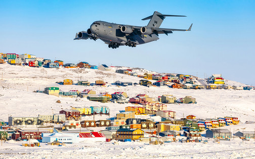 Royal Canadian Armed Forces | Boeing C-17 Globemaster III