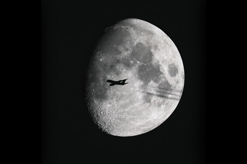 Overflying Aircraft