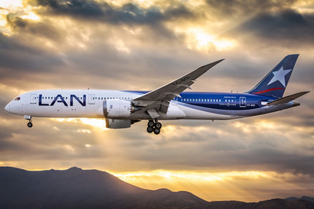 LAN   Boeing 787-9 Dreamliner