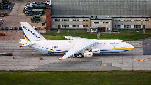 Antonov Airlines | Antonov Design Bureau AN-124-100M Ruslan