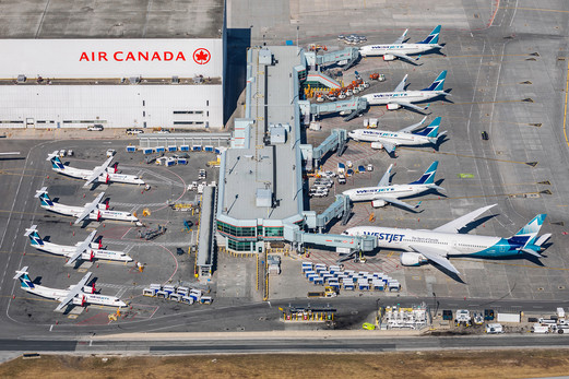 Airport Overview   Terminal 3