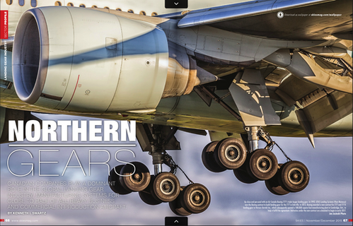 Skies Magazine | November/December 2015 Issue