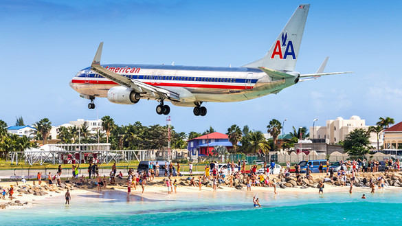 American Airlines | Boeing 737-800