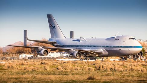NASA | Boeing 747-100