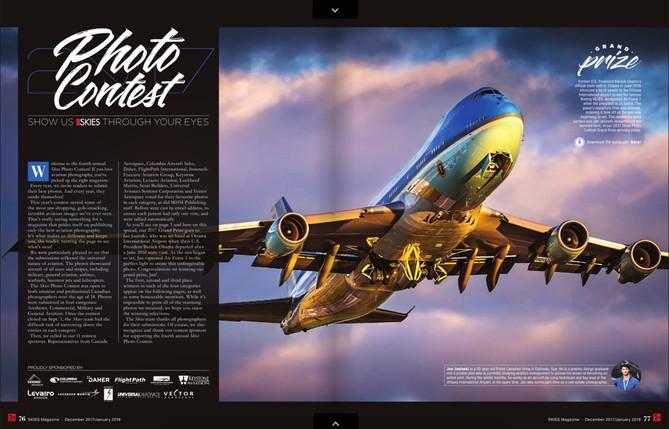 Skies Magazine | December 2017/January 2018 Issue