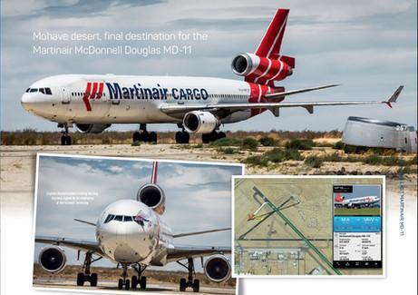 Martinair MD-11 Aviation Legend