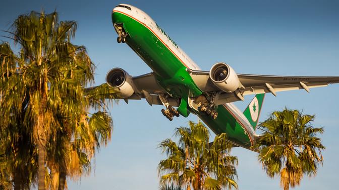 EVA Airways | Boeing 777-300ER