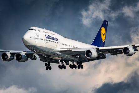 Lufthansa | Boeing 747-400