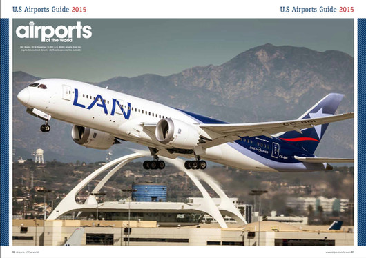 Airports of the World | July/August 2015 Issue