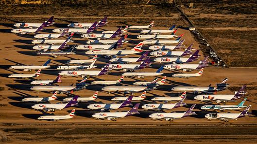 Aircraft Boneyard