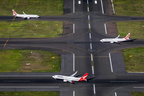 Qantas | Boeing 737-800